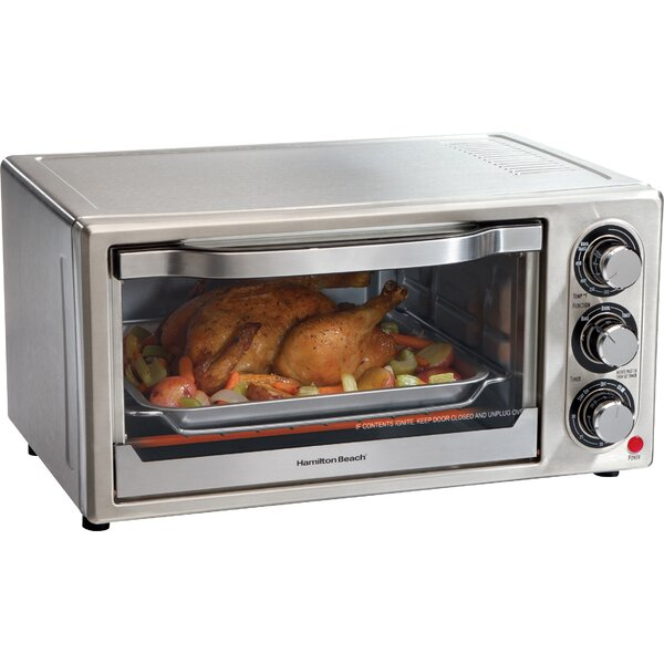 Toaster Oven by Hamilton Beach