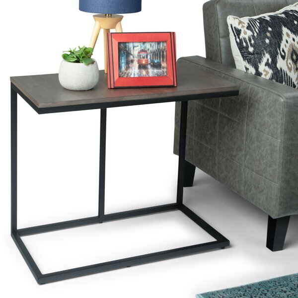 Southa End Table by 17 Stories
