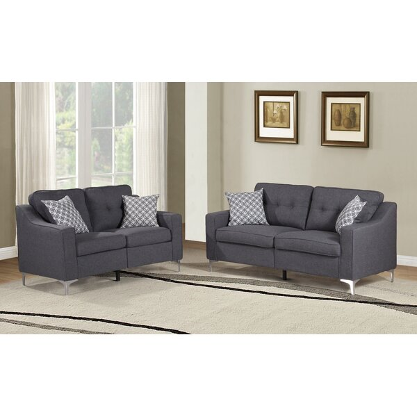 Lawncrest 2 Piece Living Room Set by Latitude Run