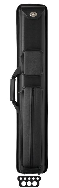 31 3 Butt and 5 Shaft Vinyl Pool Cue Case by Elite