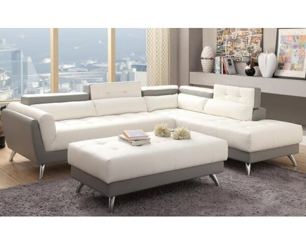 Best #1 Tommy Sectional By A&J Homes Studio Read Reviews