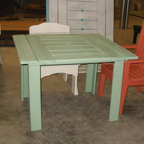Milford Square Dining Table by Darby Home Co