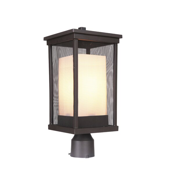 Oakhill 1-Light Lantern Head by Charlton Home