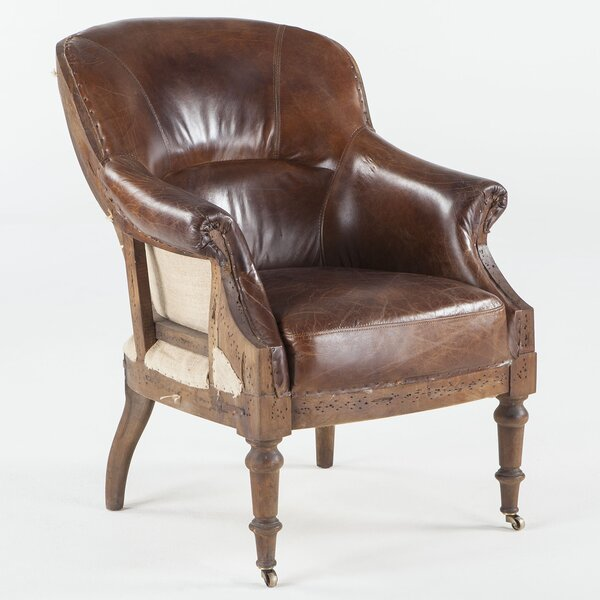 Hahn Club Chair by Williston Forge