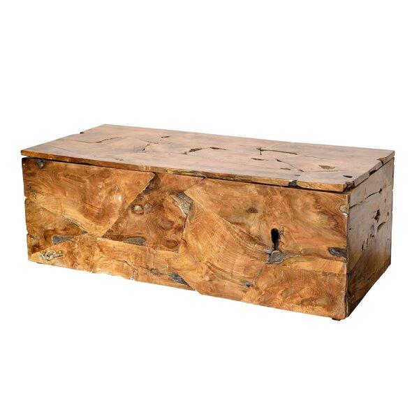 Brokaw Coffee Table With Storage By Loon Peak