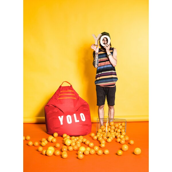 Yolo Bean Bag Chair by Ebern Designs