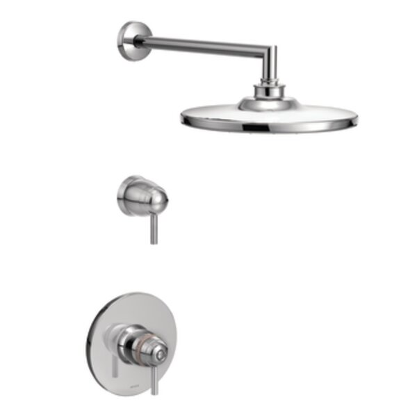 Arris Shower Facuet Trim with Lever Handle by Moen