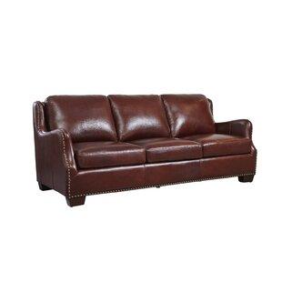 Milligan Leather Sofa