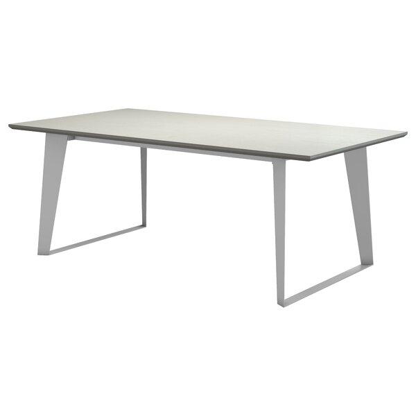 Amsterdam Steel/Concrete Dining Table by Modloft