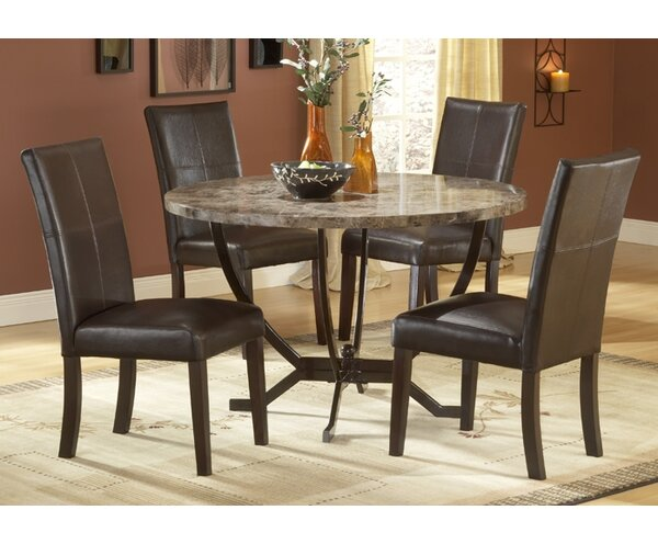 Waltonville 5 Piece Dining Set by Red Barrel Studio