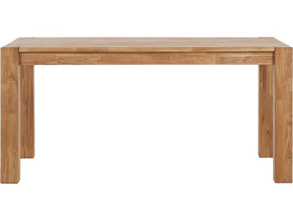 Harvest Extendable Solid Wood Dining Table by Highland Dunes