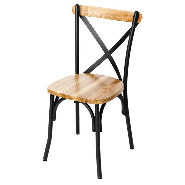 Henry Solid Wood Dining Chair by BFM Seating
