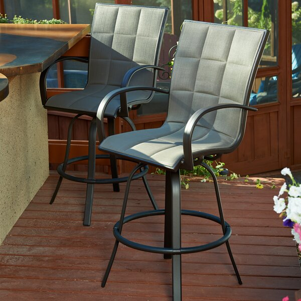 Empire 29 Patio Bar Stool (Set of 2) by The Outdoor GreatRoom Company