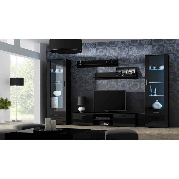 Sabala Entertainment Center for TVs up to 70 inches by Orren Ellis Orren Ellis