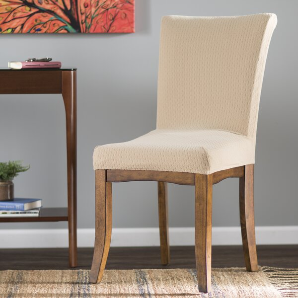 Box Cushion Dining Room Chair Slipcover By Red Barrel Studio