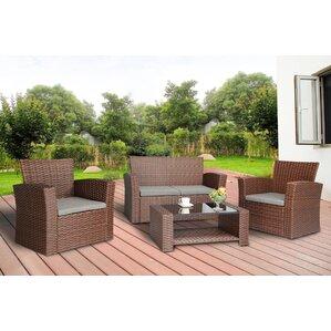 Rattan Wicker Indoor Furniture | Wayfair