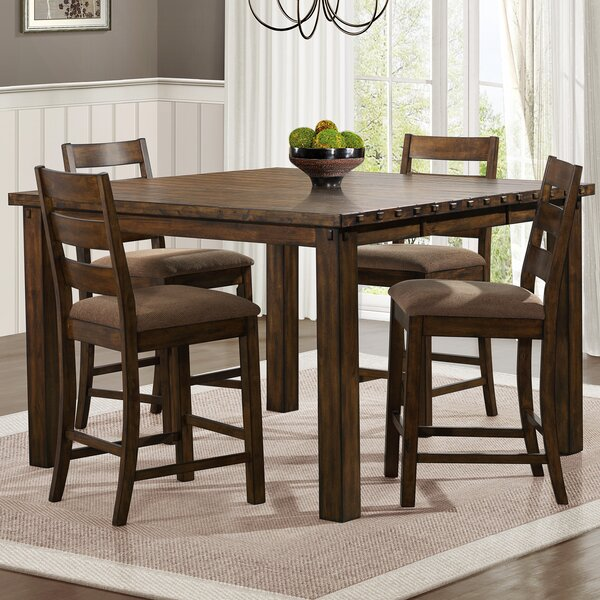 Ronan Counter Height Extendable Dining Table by Woodhaven Hill