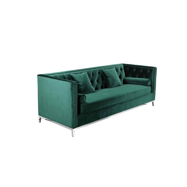 #1 Messines Chesterfield Sofa By Mercer41 Wonderful