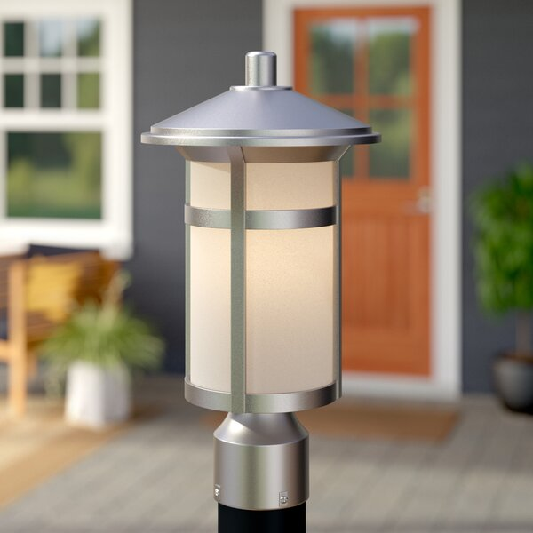 Mcgahey Outdoor 1-Light Lantern Head by Ebern Designs