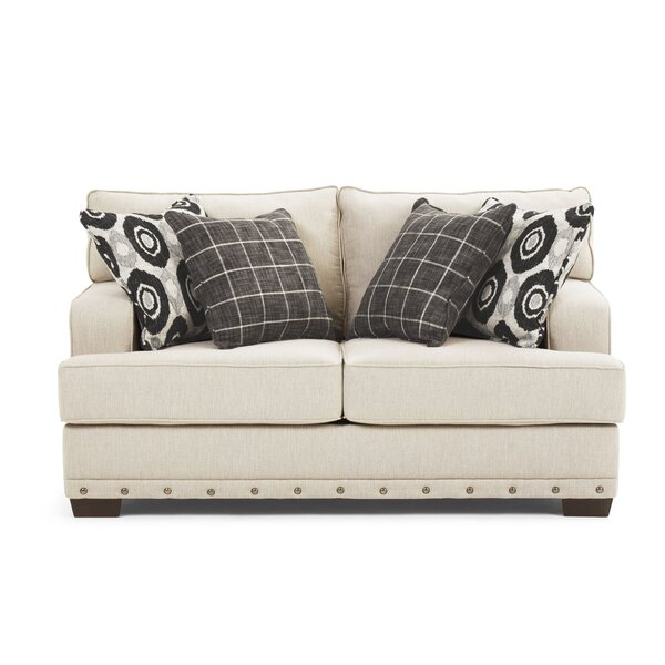 Trendy Modern Mariana Loveseat by Darby Home Co by Darby Home Co