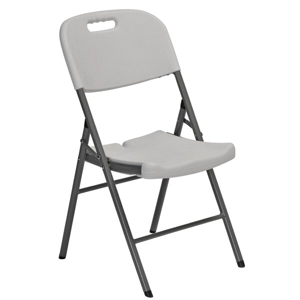 Plastic Folding Chair by Sandusky Cabinets