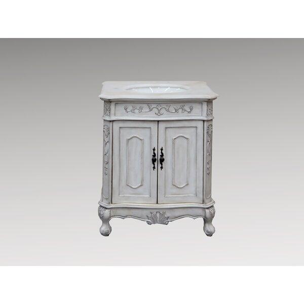 Vannesa 27 Single Bathroom Vanity Set by Ophelia & Co.