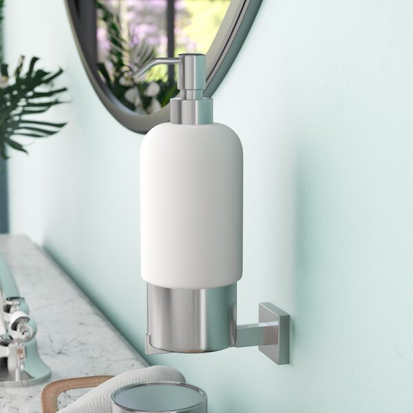 Coniglio Soap Dispenser by Mercury Row