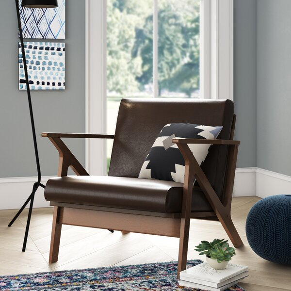 Borchardt Armchair by George Oliver