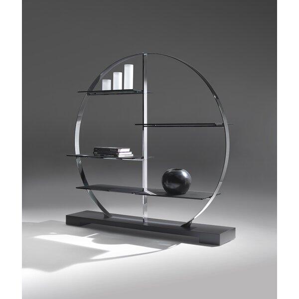 Talia Geometric Bookcase by YumanMod