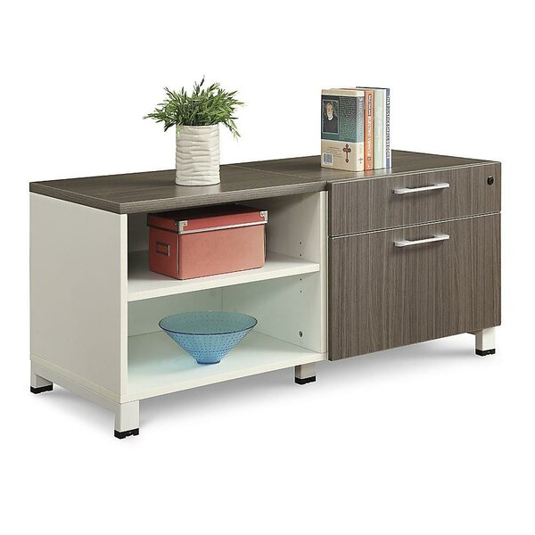 Element Low Storage 2 Drawer Lateral Filing Cabinet