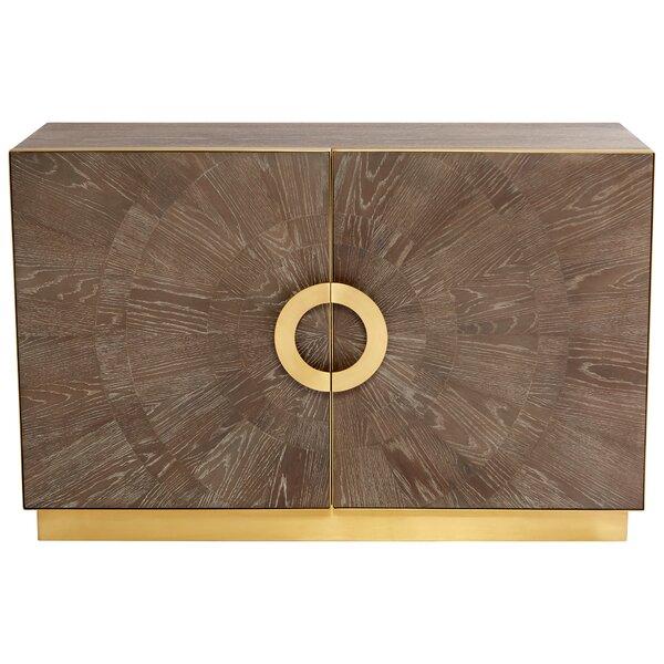 2 Door Accent Cabinet by Cyan Design Cyan Design
