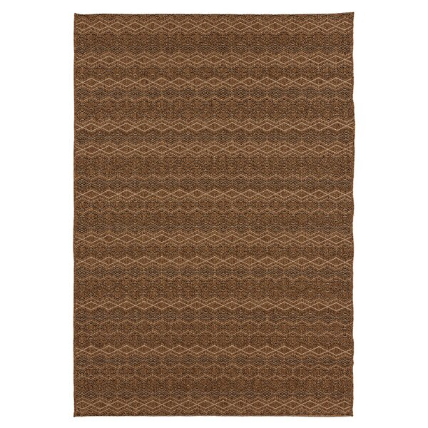 Janessa Bronze Indoor/Outdoor Area Rug by Bayou Breeze