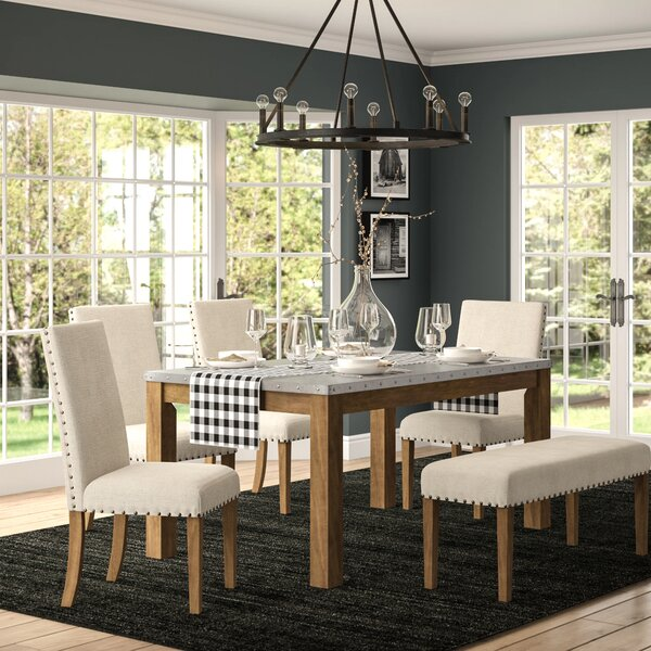 Arthur 6 Piece Dining Set by Laurel Foundry Modern Farmhouse