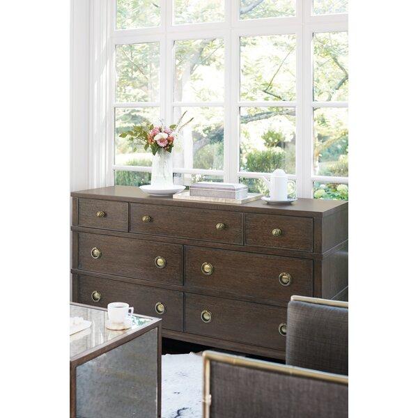 Clarendon 7 Drawer Dresser by Bernhardt
