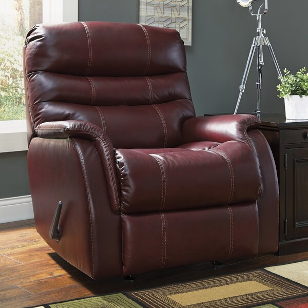 Leida Manual Rocker Recliner by Darby Home Co