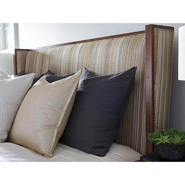 Kitano Upholstered Wingback Headboard by Lexington