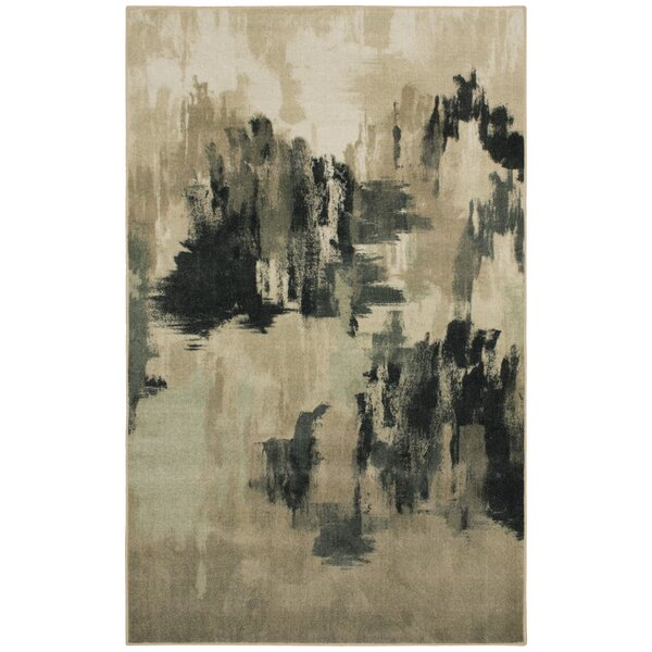 Ulysses Charcoal Area Rug by Langley Street