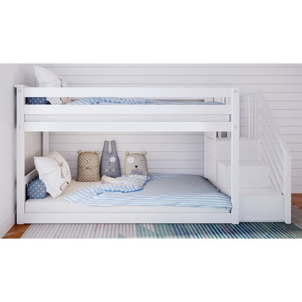 Kean Twin Over Twin Bunk Bed By Harriet Bee by Harriet Bee
