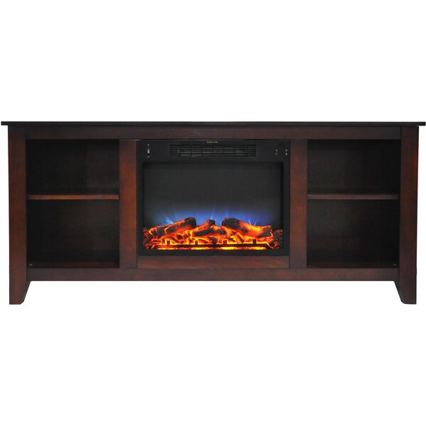 Ackermanville Electric Fireplace By Red Barrel Studio