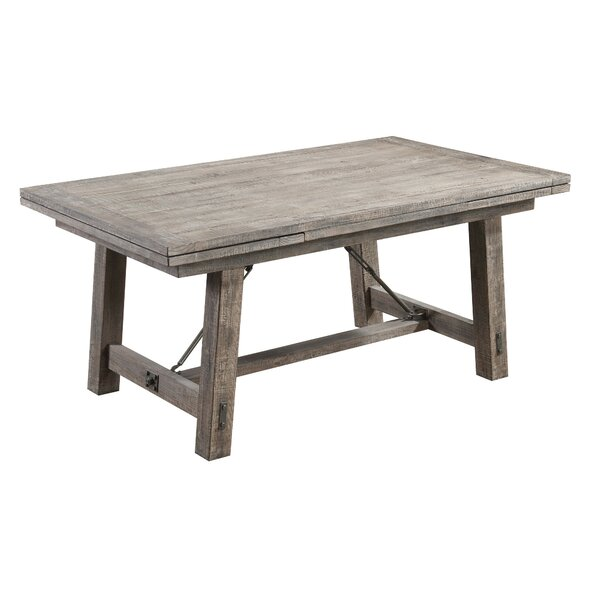 Amazing Montville Expandable Dining Table By Greyleigh Coupon