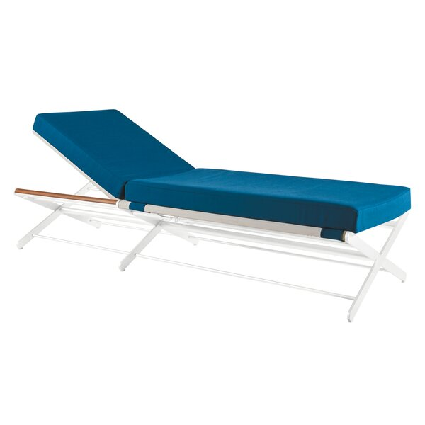 Ricky Chaise Lounge with Cushions