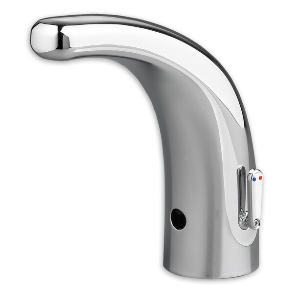 Integrated 0.5 GPF Selectronic Faucet with Mixing by American Standard