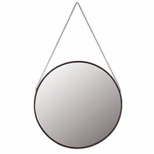 Covert Home Haggerty Lane Aged Metal Accent Wall Mirror