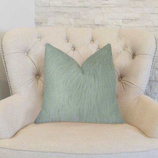 Garfinkel Handmade Luxury Pillow by Everly Quinn