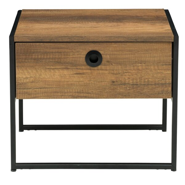 Deshawn 1 Drawer Nightstand by Langley Street