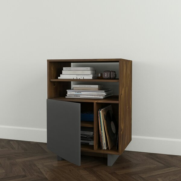 Kathlene Audio Tower Entertainment Center by Latitude Run