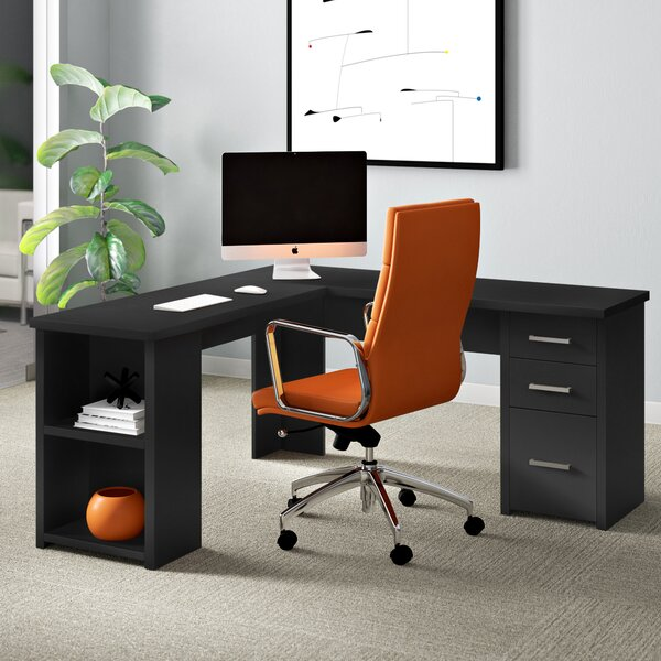 Jovenko L-Shape Executive Desk