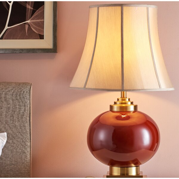 Lilia 29 Table Lamp by Alcott Hill