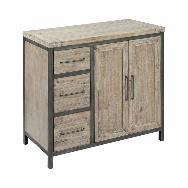Nichole 2-door 3-drawer Cabinet by Gracie Oaks Gracie Oaks