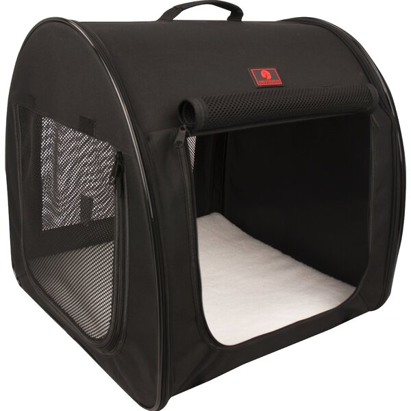 Single Fabric Portable Yard Kennel by Unison